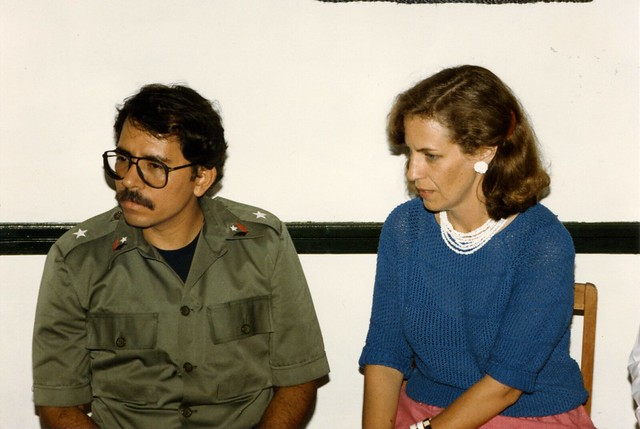 Daniel Ortega with English Translator