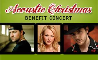 A Benefit Concert  KUPL Acoustic Christmas Show Featuring JEWEL, Chris Young, Lee Brice @ Roseland Theater
