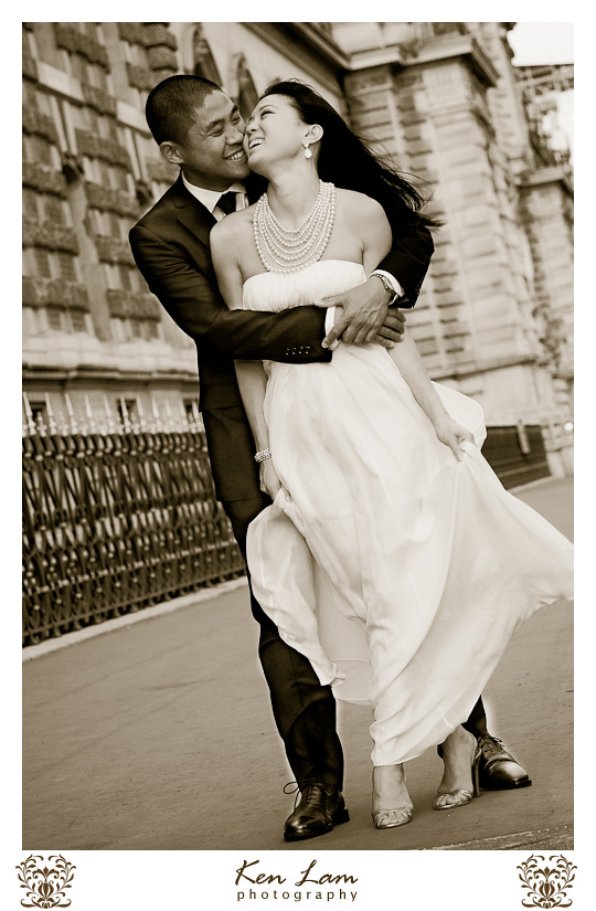 Valerie & Juston -Pre-wedding/Engagement shoot in Paris