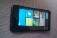 HTC HD7 video