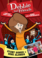 Debbie and Friends DVD - March 2011