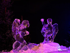Ice sculpture (Joe Thomissen) Tags: christmas sculpture ice maastricht december fotografie markets joe magical thomissen yahoo:yourpictures=sculpture