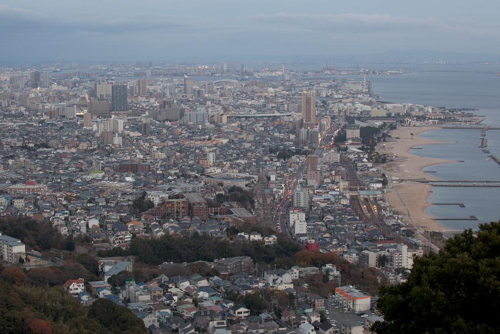 Kobe, Suma-ku