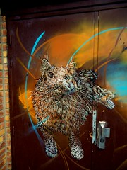C215 - Vitry (C215) Tags: streetart art french graffiti stencil christian pochoir masacara szablon c215 schablon gumy piantillas