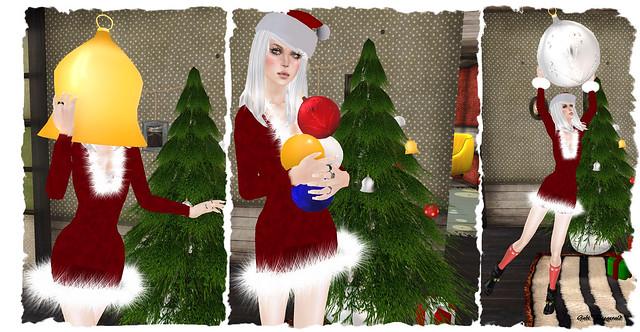glitterati ornament 2