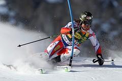Ondřej Bank sedmý ve slalomu Světového poháru!