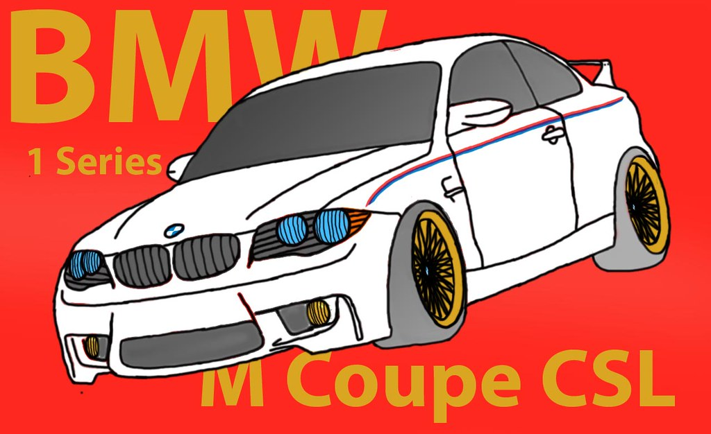 BMW 1 Series M Coupe CSL