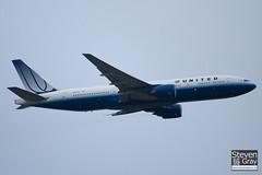 N787UA - 26939 - United Airlines - Boeing 777-222ER - 101212 - Heathrow - Steven Gray - IMG_6664