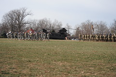 3_1 IBCT Deployment Ceremony 006 (Fort Knox, KY) Tags: army patton kentucky armor knox fortknox tanks pattonmuseum armorcenter humanresorcescommand