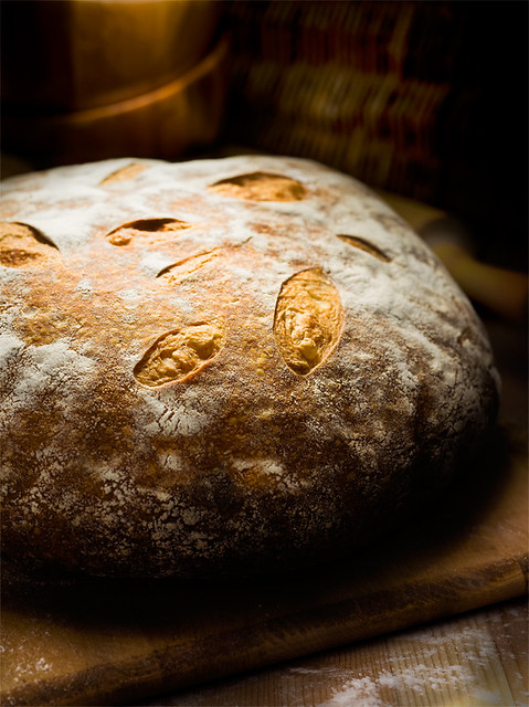 Bread: Sourdough Boule