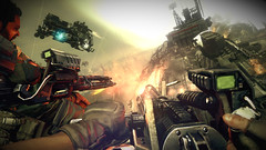 Killzone 3 for PS3: MAWLER battle