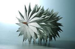 Origami création - Didier Boursin - Le temps maitrisé
