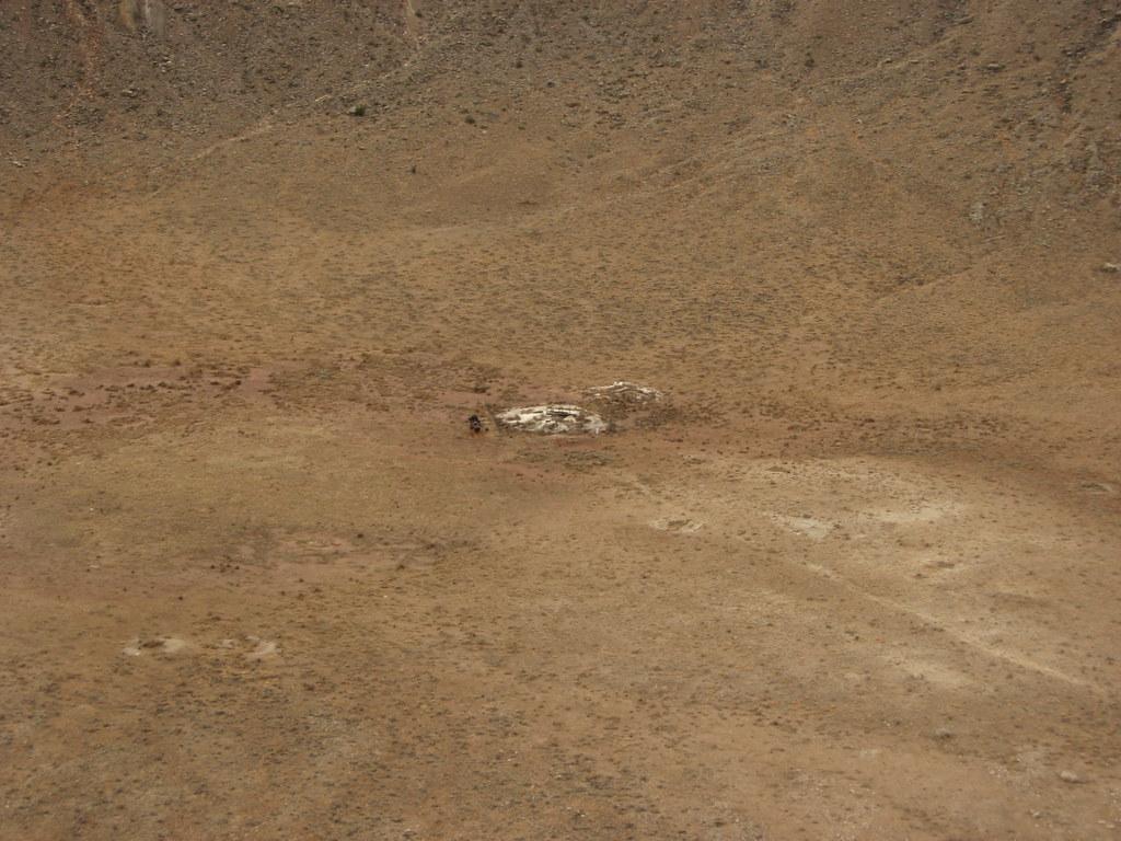 Meteor Crater, Arizona Mining Site
