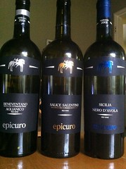 Revisiting the Epicuro red wines