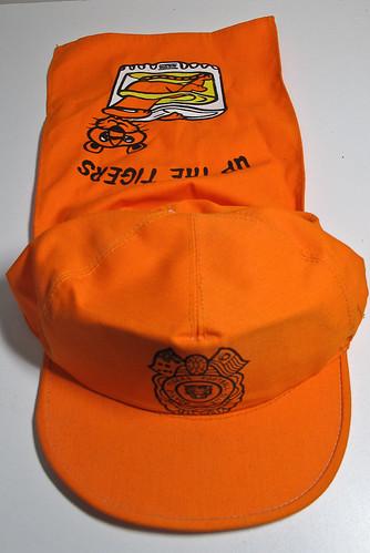 Cap (ebay $8)