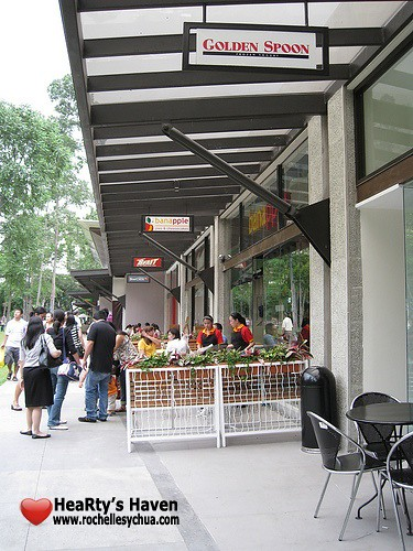 The Restaurants at Ayala Triangle Gardens