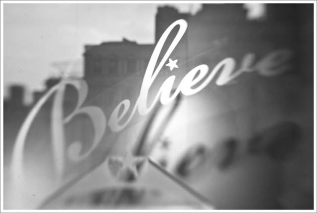 Believe BW