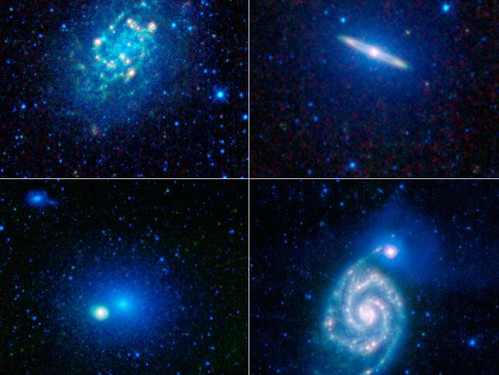 WISE galaxy image