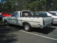 1977 Chrysler CL Valiant utility (sv1ambo) Tags: new wales day all south australia utility pickup ute nsw valiant chrysler mopar 1977 cl fairfield 2010 showground