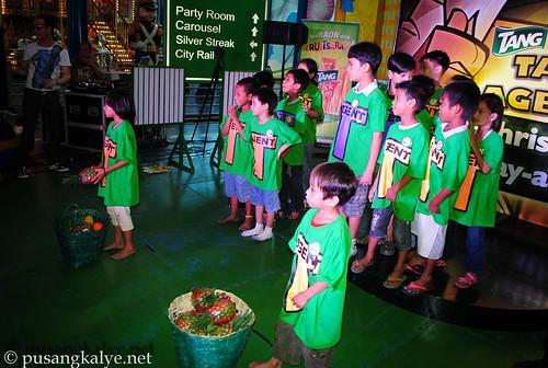 Tang kids
