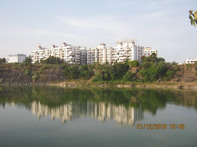 Amba Nagari - Nandan Euphora  2 BHK & 3 BHK Flats at Dasharath Nagar, Airport Road, Vishrantwadi, Pune 411 015
