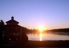 CastletonSunset_Gazebo_121710
