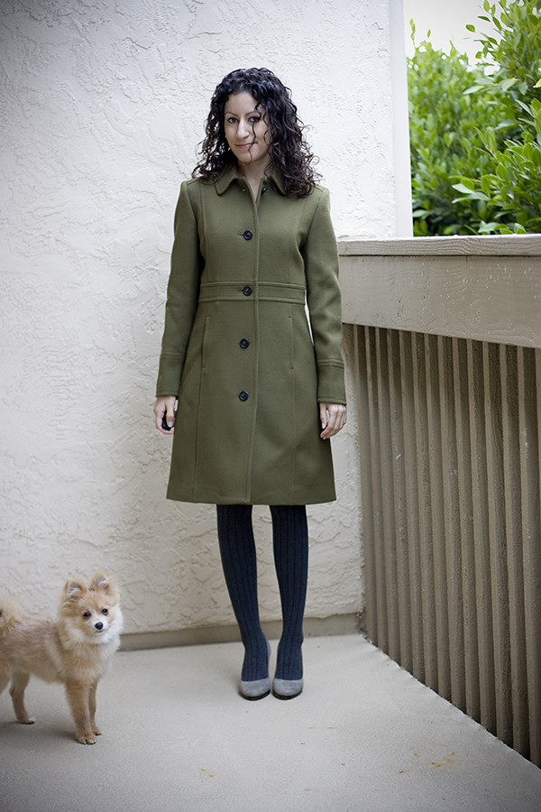 J.Crew Petite Coats – Lady Day and Stadium Cloth Peacoat