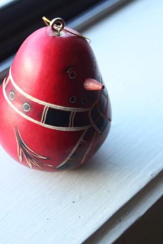 Peruvian ornament