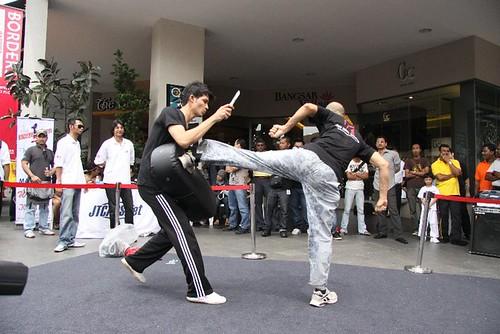 Wai Kru martial art