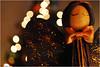 Buon Natale (Lù *) Tags: christmas xmas light tree angel nikon dof bokeh angelo 1855 albero natale luce buon feste d60