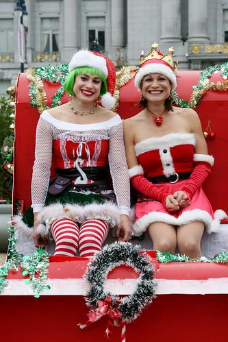Santacon: Santa's Sled