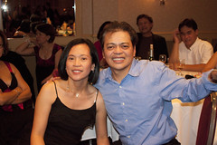 TANOCAL Christmas Party (besighyawn) Tags: restaurant berkeley christmasparty 2010 hslordships ajscamera tanocal chonac lilitc