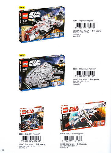 Lego Star Wars 2011 (Set)