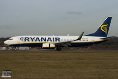 EI-DHY - 33824 - Ryanair - Boeing 737-8AS - Luton - 100201 - Steven Gray - IMG_6689