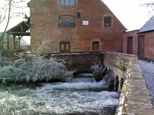Sadlers Mill, Romsey