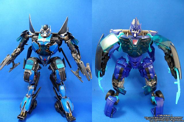 Transformers ROTF Jolt juguete 11