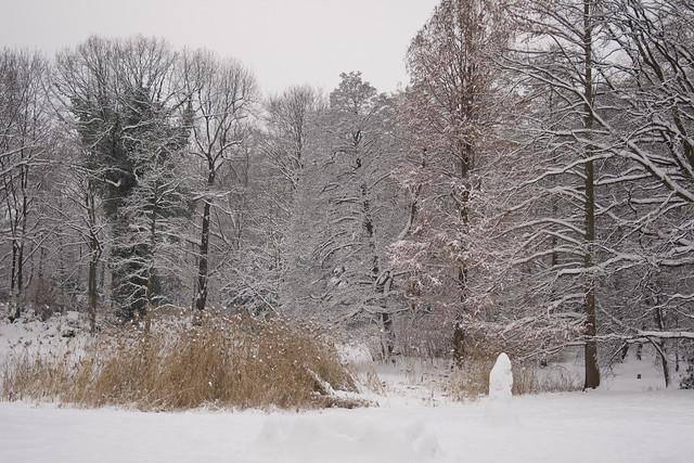 Berlin in Snow