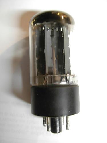 Rectifier tube