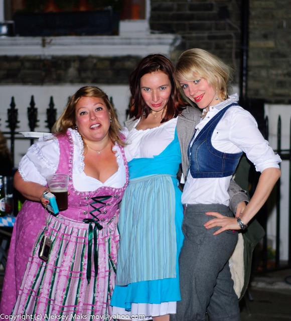 Octoberfest in London
