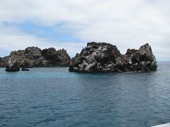 Devil's Crown - Punto Cormorant - Floreana Island