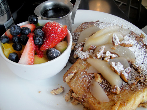 Pear French Toast