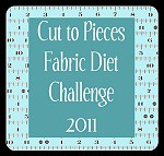 fabric diet challenge logo