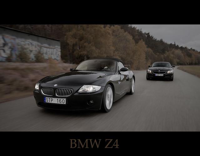 bmw z4 patrik karlsson 2002tii 30l