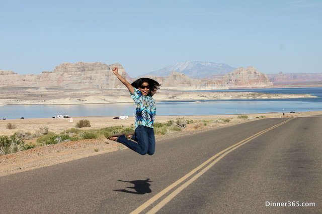 That's me in Utah
