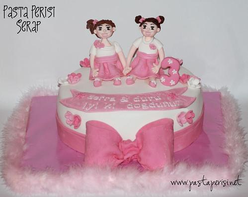 ikizler pastası