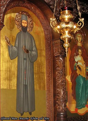 Sfântul  Mare  Mucenic  Efrem  cel  Nou 7