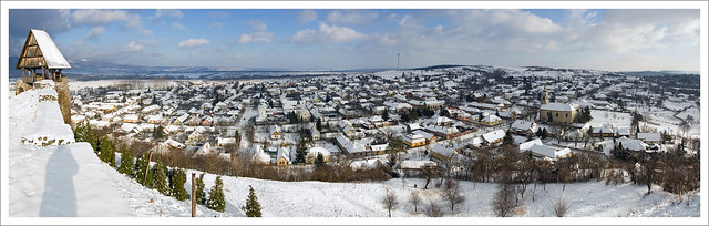 Fehér falu / White village