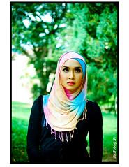 Syrian Princess (Syafiq Ezzat) Tags: bokeh hijab melayu malay tudung