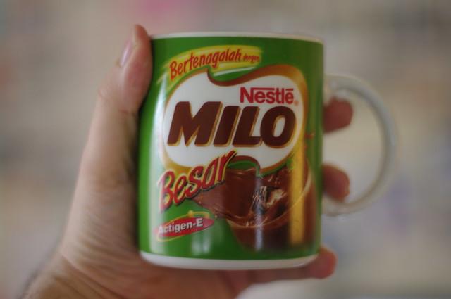 Malaysian MILO mug