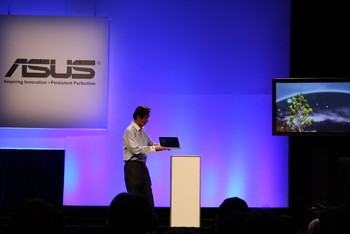 Asus Eee Pad CES-2011